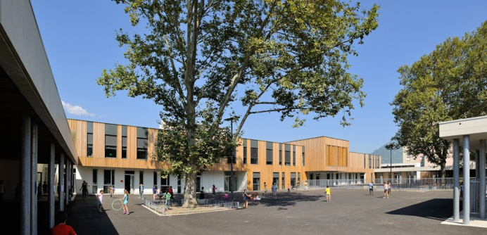 Beauvert Atelier Didier Dalmas Architectes Associés à Lyon