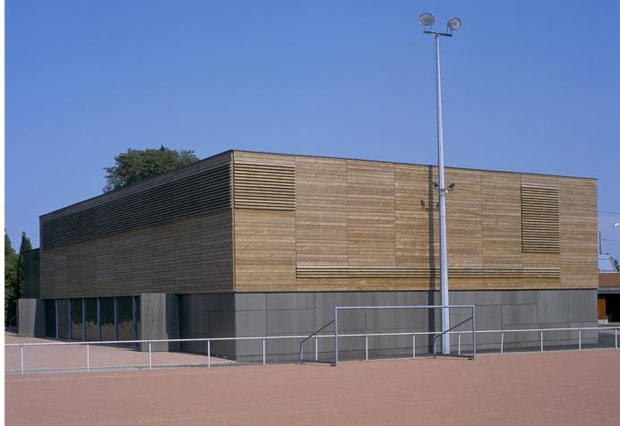 tennis couverts atelier didier dalmas architectes associ s. Black Bedroom Furniture Sets. Home Design Ideas