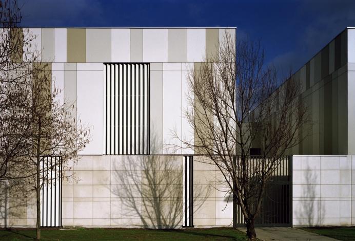 Jean Jaures Atelier Didier Dalmas Architectes Associes A Lyon